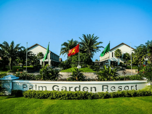 Palm Garen Resort